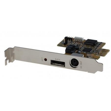 PCI-Express SATA controller, Centos CI-3801