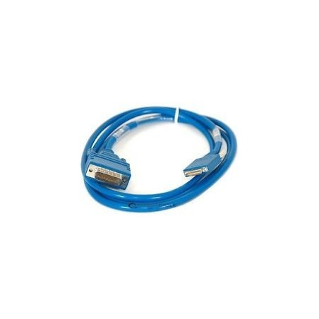Cisco RS232 seriel kabel CAB-SS-X21MT - Smart Serial to DB15 Female DCE Cable