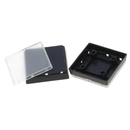 2x2 tast m/låg, svart til KEY-NUM-P-USB