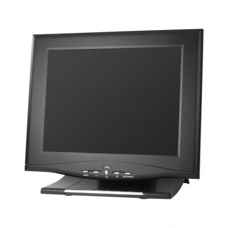 """Restlager: 12.1"""" TFT LCD skærm med VGA og touch"""