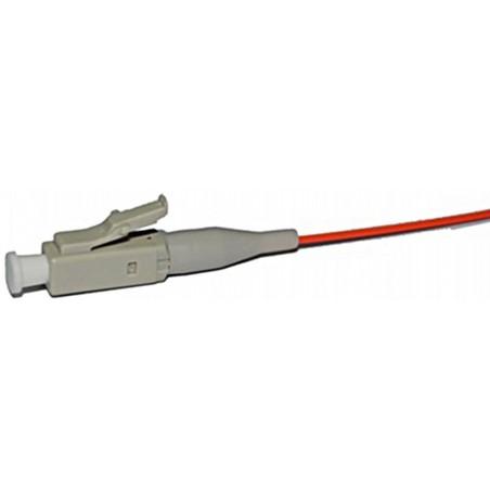 LC multilli flätilla fiberkabel 2 meter