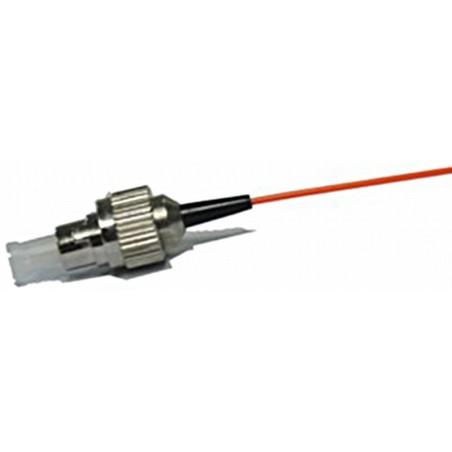 FC multilli flätilla fiberkabel 2 meter