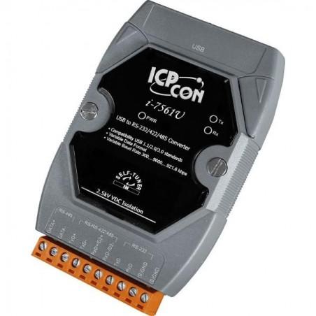Omformer pc'ens USB port til RS232,422 eller 485