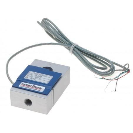 Interface vejecelle 500N/500kg, træk-tryk vejecelle (begrænset lager)