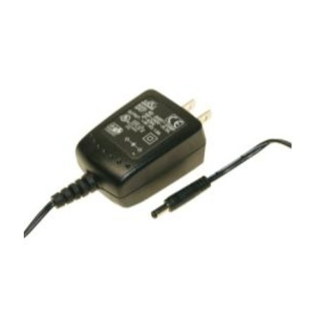 5VDC / 1,0 Amp. strømforsyning, 100-240 VAC, 47-63Hz, US netstik, DC stik: 3,5 / 2,0mm