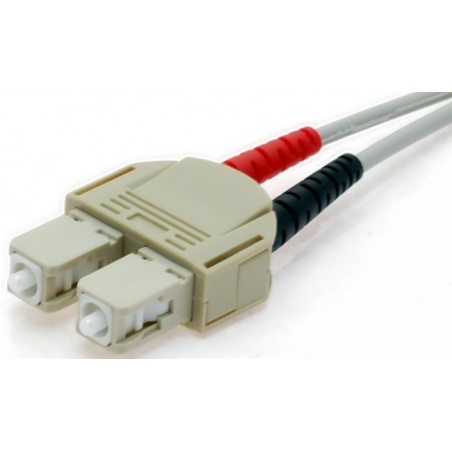 Multimode SC fiber Patillchkabel, 62,5-125 μ, 20 meter