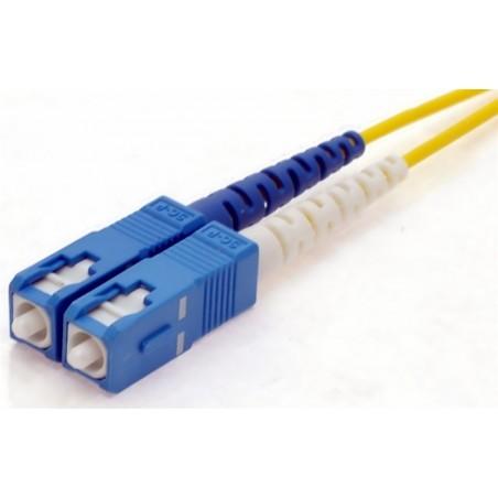 Single SC fiberPatillchKabel, 9-125 μ, 2 meters