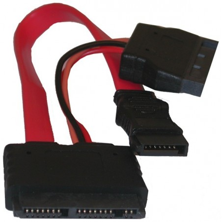 Micro SATA tilll SATA-kabel