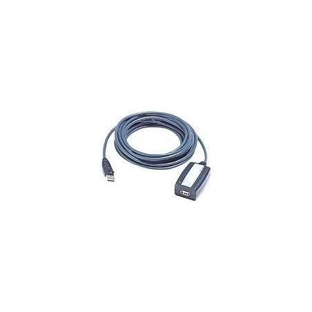 Förlängningskabel USB2. Anslutilla USB 2.0-enheter 5 meter från datillorn