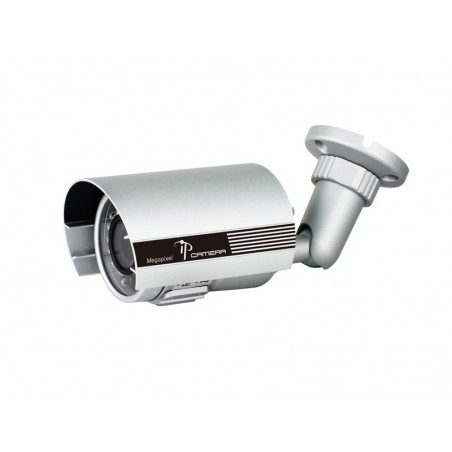 Utillomhus PoE IP Bulletill kamera 1.3MP IR, High