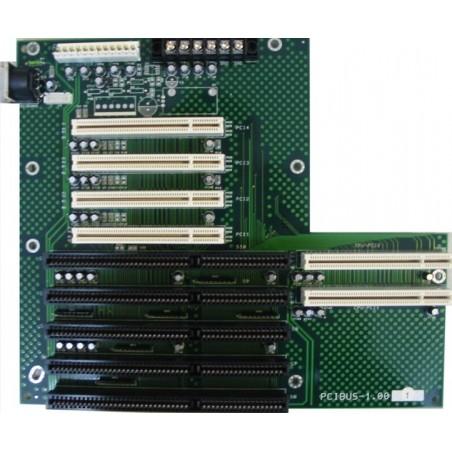 Buskort 3x ISA , 4x PCI , 2x ISA - PCI