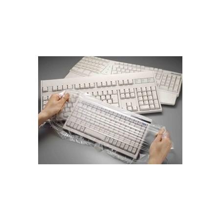 """Hygienisktill tangentbord skydd till 15 """"Notillebook"""