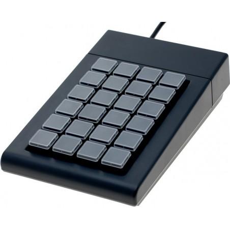 Programmerbar 24-nyckel Numerisk tangentbord - USB