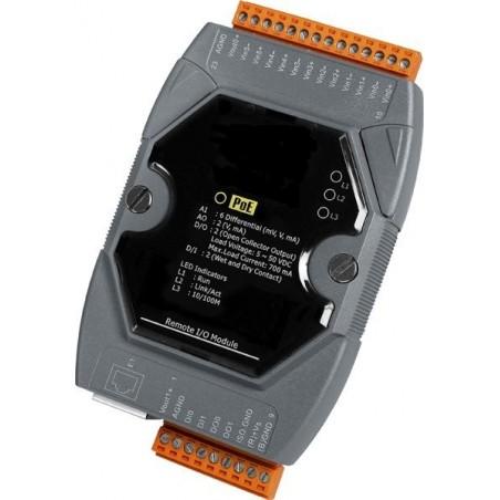 L-CON modul m.analoge och digitala in- och utgångar