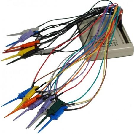 32 kanals lochikanalysatillor till USB 2.0