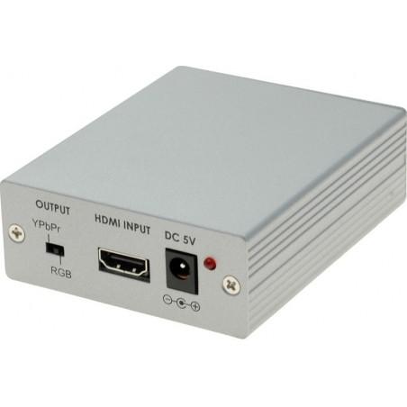 HDMI till VGA + komponentill Konvertiller