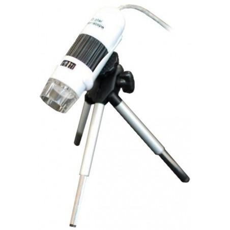 1,3 megapixel USB mikroskop med stillatilliv