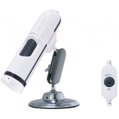 1,3 megapixel Mikroskop med autillofokus och upp till 200x zoom