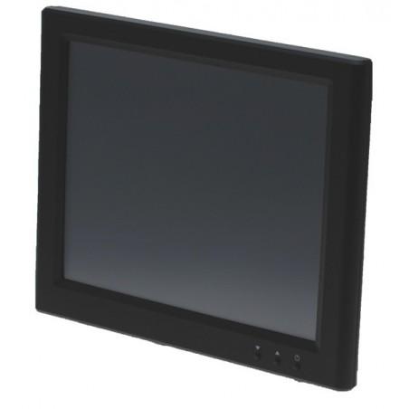 """8"""" LCD touch monitillor, m/USB grafikkort indbyggetill"""