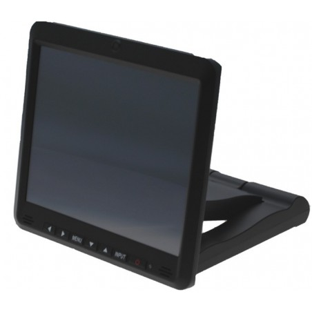 "9.7"" TFT skärm, touch (USB), VGA, HDMI, Composite"