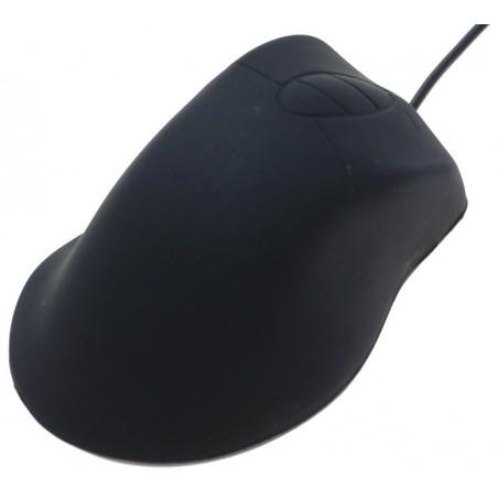 Vatilltillentillätill mus i kisel med USB och PS2