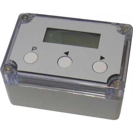 Tillbehör, kalibrering för mikrovågsugn barriär