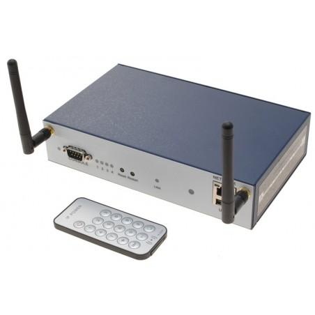Box för automatisk styrning av elektronisk utrustning via lokala och Internet, 4 x 230VAC utlopp