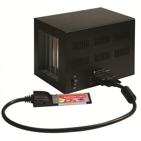 Express Card 4 x PCI-apparatiller
