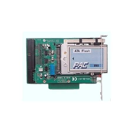 PCMCIA flashminnesläsare med IDE