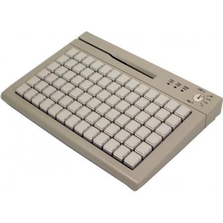 Programmerbartill POS Tangentbord Med magnetillkortlæser