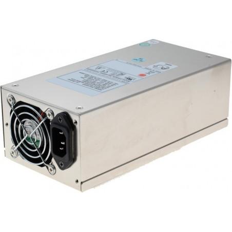 """300W ATX strömförsörjning för 19 """"rack, 2U"""