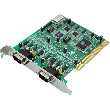 2 seriella portar RS232-422-485 till PCI
