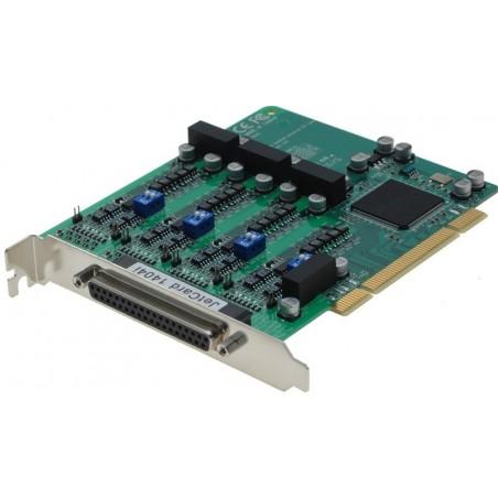 4 RS422-485 seriekort, PCI