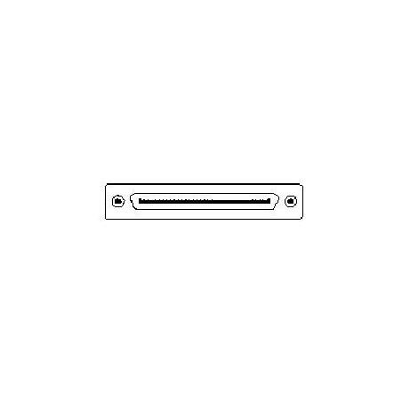 SCSI-avslutillare VHD 168 hane, LVD SE Ultra 160