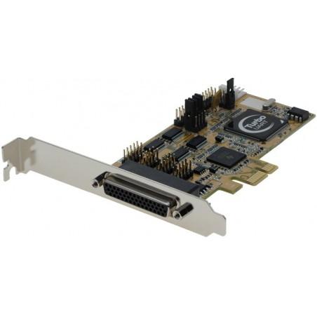 4 serie, en parallell, PCI Express
