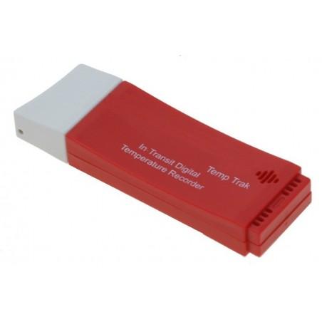 Temperatillur Logger, USB