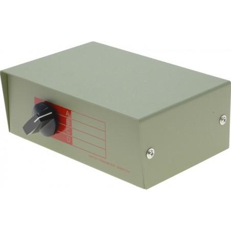 Manuell mekanisk kopplingsdosa till 4x DB25 enheter