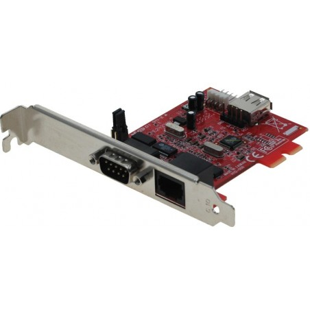 Intillern USB till RS232 konvertiller kort