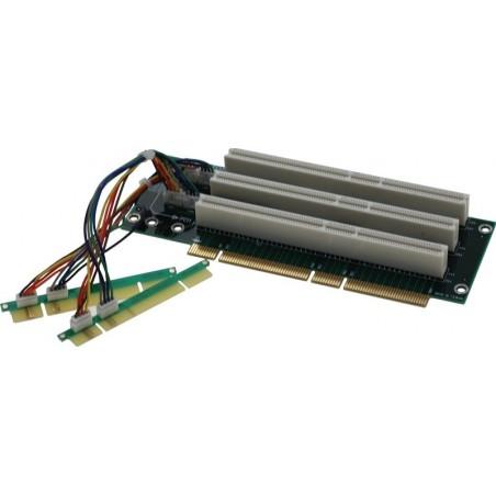 Vinkel Stillik till PCI - 3x PCI - 64 bitillars