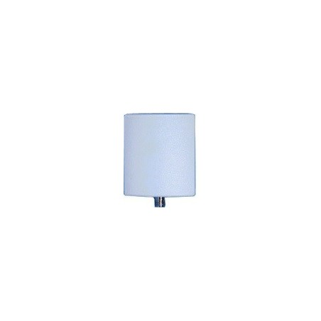 8 dBi 2,4GHz Panel antenn, N hona, vägg-fäste