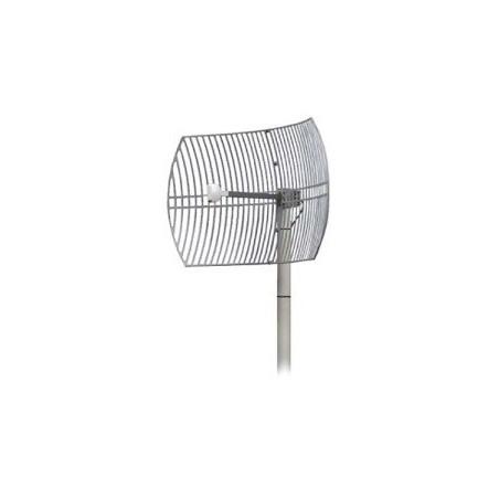 24 dBi 2,4GHz Parabol antenn, N hona, mast-fäste