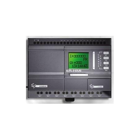 Programmérbar mini PLC till DIN-skene