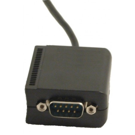 USB 1 x RS232-port - galvanisktill isolerade