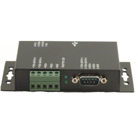 USB till 1 x RS422 RS485-port