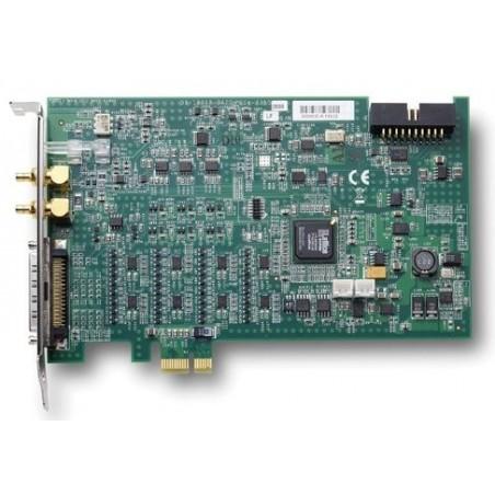 Adlink PCIE-7350. 2 x 32 kanals Digital I/O kort, 50MHz, PCI Express