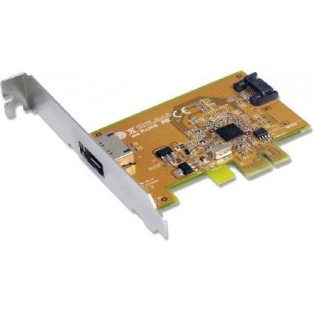 SATA III RAID-kontillroller PCIE