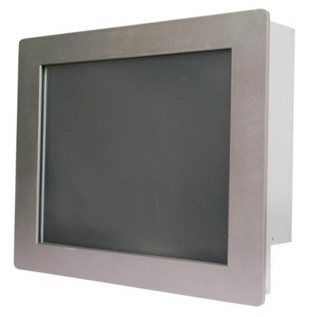"""17 """"Panel PC IP65 tät front"""