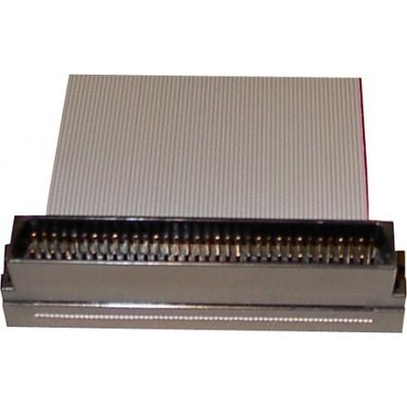 SCSI bandkabel , Mini DB68 hane, 8 uttag, 1,20 m, platilltill