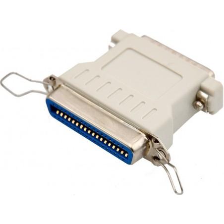 Centillronics 36 tilll DB25 omvandlare. Anpassa Anslutillning för skrivare