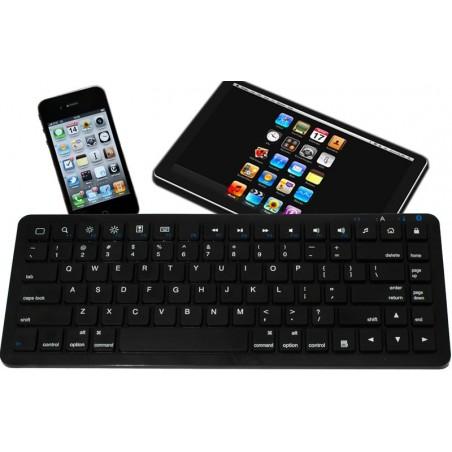 kort mini knappsatills Med Bluetooth till iPad - Nordic